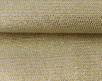 "Texture Shiny Dressmaking Fabric, Antique Material, Beige Fabric, Sewing Crafts, 44"" Inch Polyester Fabric By The Yard ZBP128G"