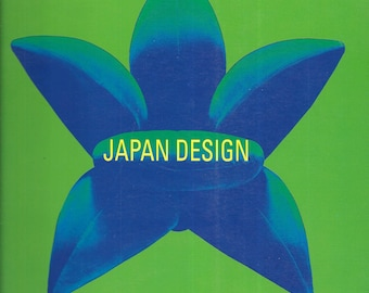 Japan Design by Matthias Dietz and Michael Monninger 1992 Paperback