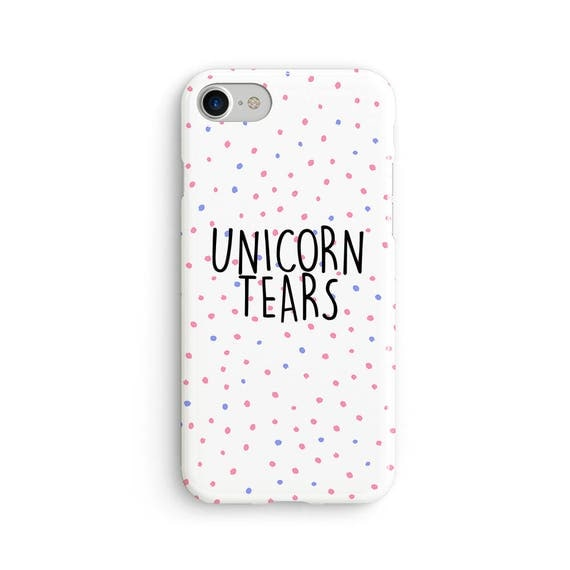 Unicorn tears - iPhone 7 case, samsung s7 case, iphone 7 plus case, iphone se case 1P023