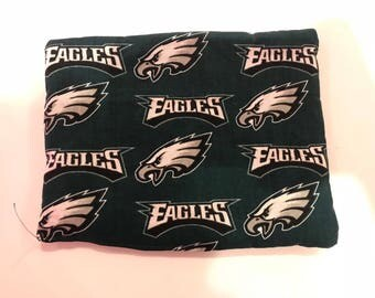 Philadelphia Eagles catnip mat