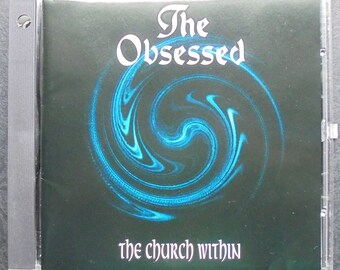 """The Obsessed """" The Church Within""""  Vintage CD"""