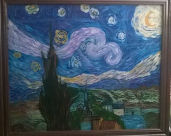 A Starry Starry Night