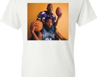 KG and Randy shirt