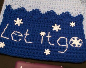 """Frozen """"Let it go"""" bag"""