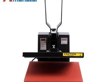 """15"""", Heat Press, Tshirt Press, HTV Press, Transfer Machine, T-shirt Press (MSB)"""