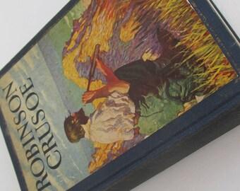 Robinson Crusoe - Daniel DeFoe - The John C Winston Company 1925