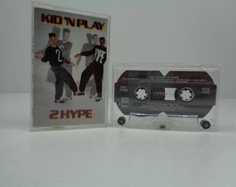 Kid and Play 2 Hype Cassette Tape