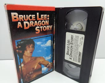 Bruce Lee A Dragon Story