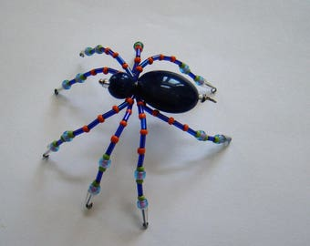 The Beaded Wire Spider -John
