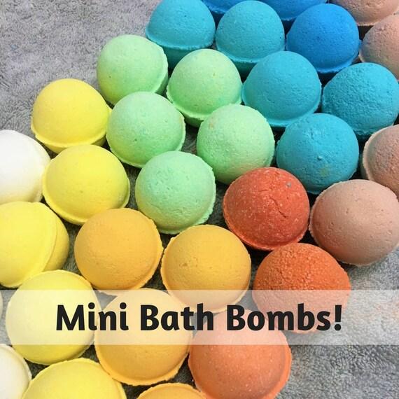Free Shipping Mini Bath Bombs Bulk Bath Bomb Favors Spa