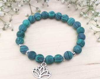 CLEARANCE SALE. Turquoise Lotus