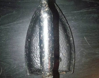 Vintage 1930s #5 cast iron