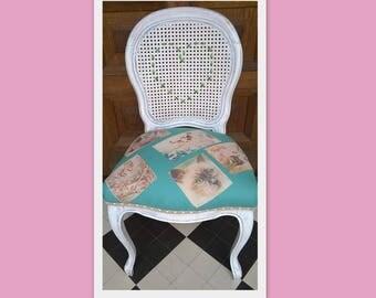 pretty Chair Tickle