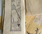 1940s Marian Martin Skirt & Blouse Suit Pattern B42
