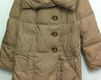 Women Clothing Vivienne Westwood Red Label Jackets Coat Parka Quilted