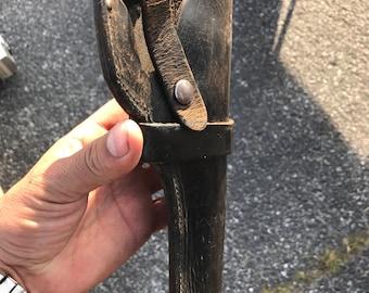 Vintage Gun Holster . Antique Holster . Vintage holster