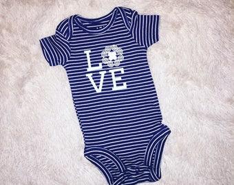 LAST ITEM Love Hmong Infant Bodysuit