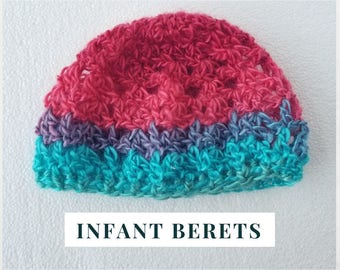 Infant Berets