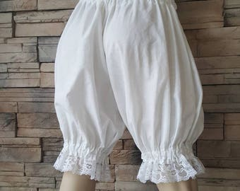 Bloomers ,Victorian undergarment,costume accessories, (1)