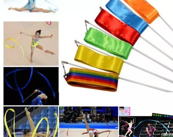 Dancing Ribbon Rythmic Gymnastics Dance Prop