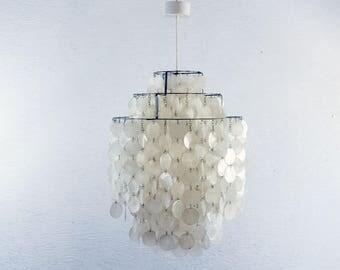 Verner Panton FUN 1 chandelier