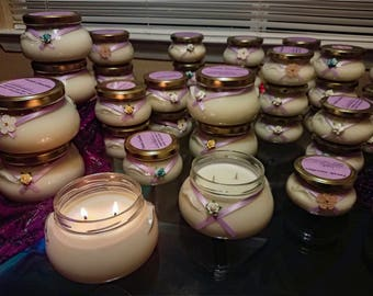 8oz Soy Wax Candles