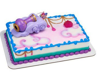 Shimmer and Shine It's Magic cake decoration Decoset cake topper set