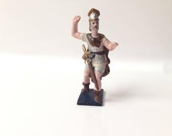 Vintage Heyde* Legionaries/Knight Solid Toy Soldier ( Sword)