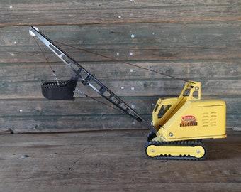 Tonka Dragline pressed-steel toy