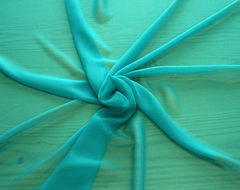 316095-50 cm challenging Georgette