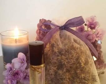 LAVENDER Sachets And Perfumes