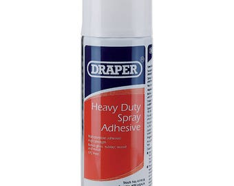 Heavy Duty Spray Adhesive 400ml