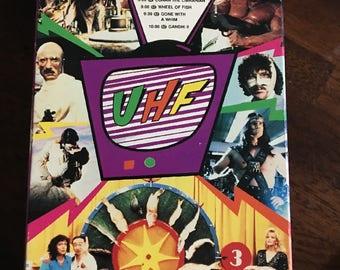 UHF VHS Movie