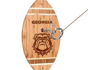 Georgia Bulldogs Tiki Toss