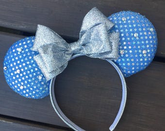 Cinderella Sparkle mouse ears
