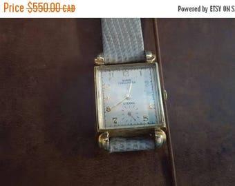 ON SALE Vintage Birks Challenger Eterna Watch