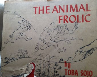 The Animal Frolic