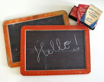 vintage chalkboards school chalk boards small chalk boxes chalkboard earaser black board