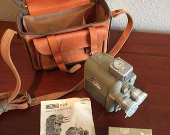 Austrian Eumig Electric R 8mm Movie Camera