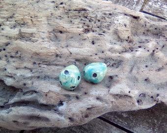 drops in enamelled ceramique