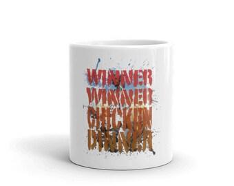 Winner Winner Chicken Dinner Gamer Mug