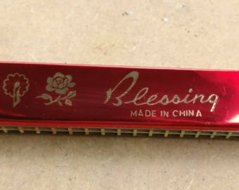 Blessing Harmonica made in China
