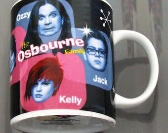 The Osbourne Family - CERAMIC MUG