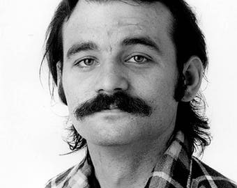 ON SALE Bill Murray - Photo - Print - Art - Photograph - Photography - 1970s - Quality Print