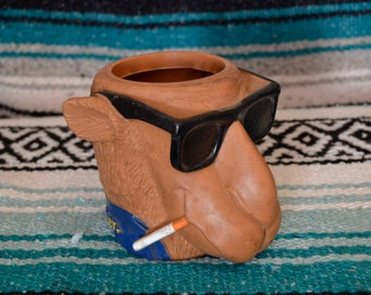 90s Smoking Joe Camel Cozie Camel Cigarettes