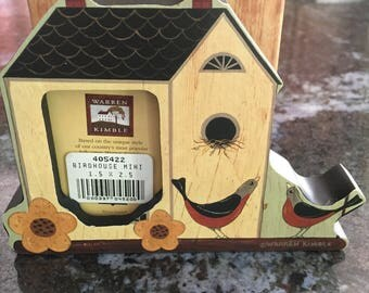 "Warren Kimble 1.5"" x 2.5"" picture frame, New in original box"