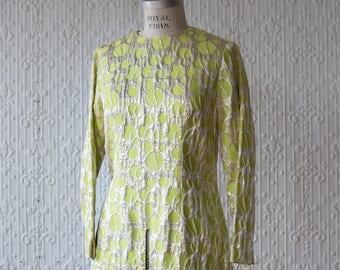 Krist San Francisco Metallic Mini Dress