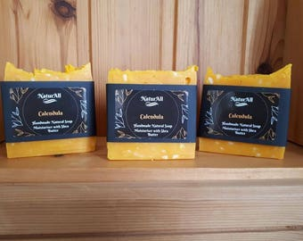 Natural Handmade Soap Calendula