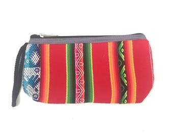 Inca design Ethnic Pencil Case