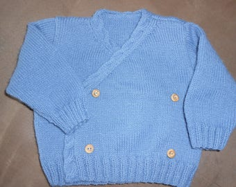 vest for baby size 3 months